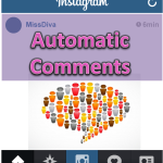Automatic Instagram Comments