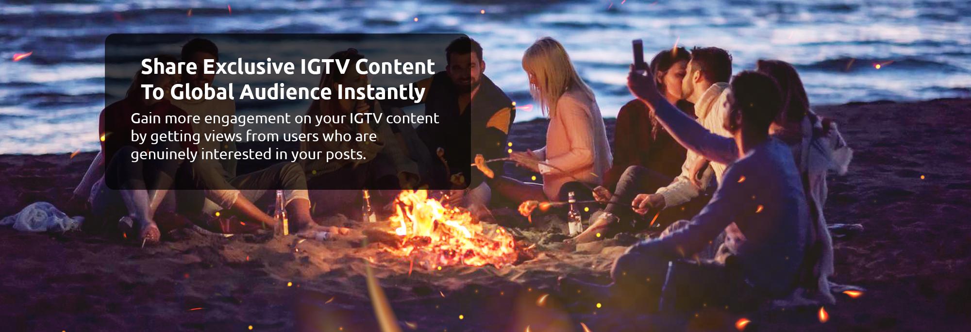 IGTV Story Views